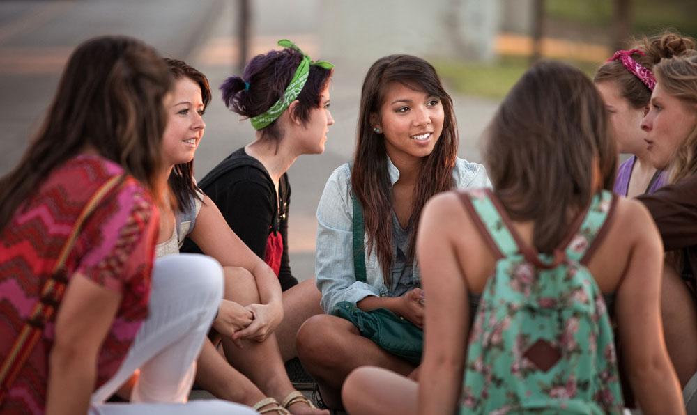 adolescent girls periods